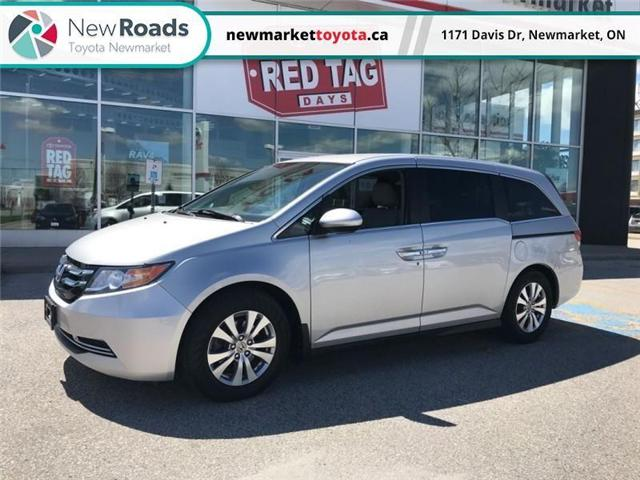 2014 Honda Odyssey EX (Stk: 340801) in Newmarket - Image 1 of 18