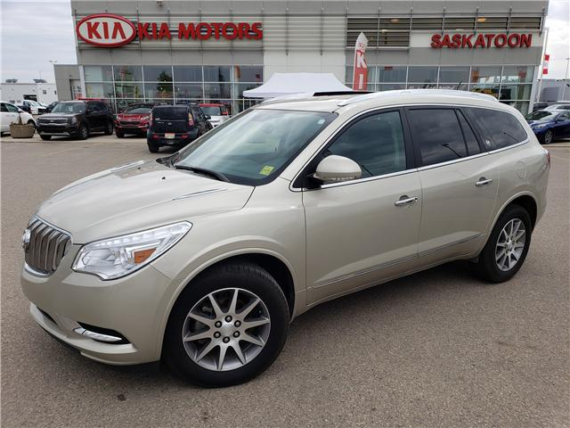 2015 Buick Enclave Leather 5GAKVBKD9FJ149131 39309A in Saskatoon