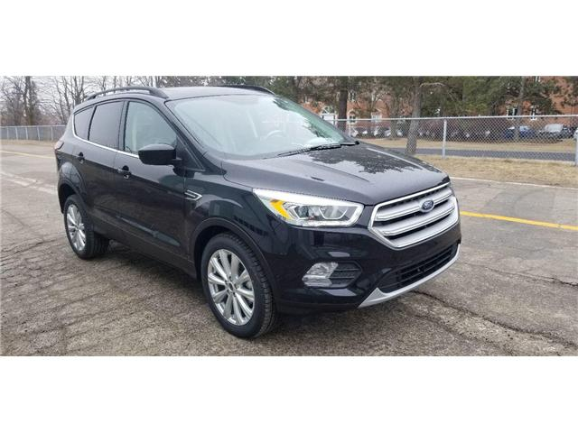 2019 Ford Escape SEL (Stk: 19ES1555) in Unionville - Image 1 of 17