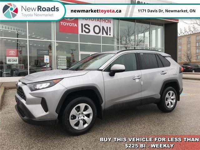 2019 Toyota RAV4 LE (Stk: 34349) in Newmarket - Image 1 of 17