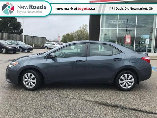 2015 Toyota Corolla S (Stk: 339981) in Newmarket - Image 2 of 22