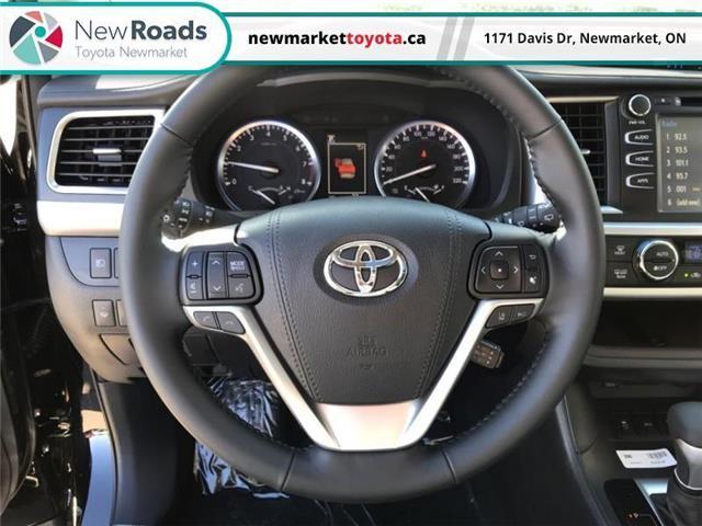 2019 Toyota Highlander XLE (Stk: 34361) in Newmarket - Image 13 of 21