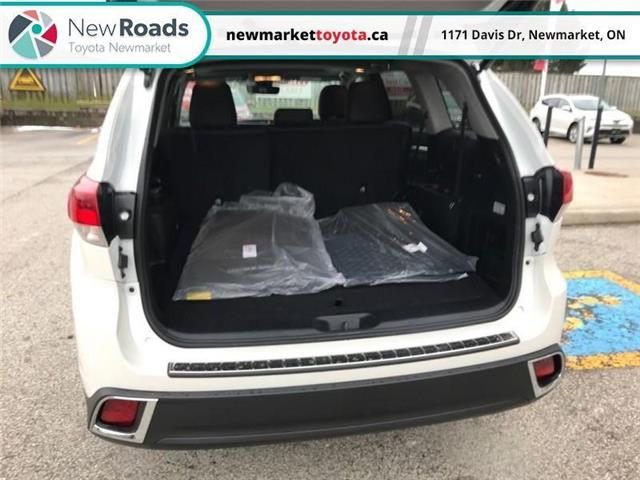 2019 Toyota Highlander XLE (Stk: 34362) in Newmarket - Image 20 of 20
