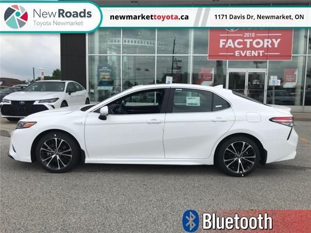 2019 Toyota Camry Hybrid SE (Stk: 34360) in Newmarket - Image 2 of 18