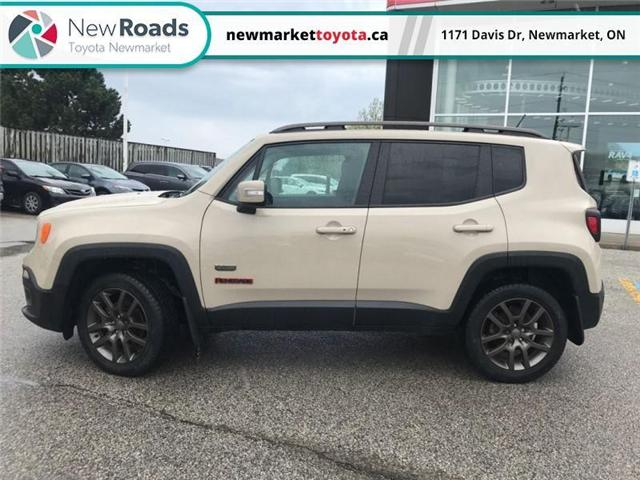 2016 Jeep Renegade North (Stk: 340962) in Newmarket - Image 2 of 22
