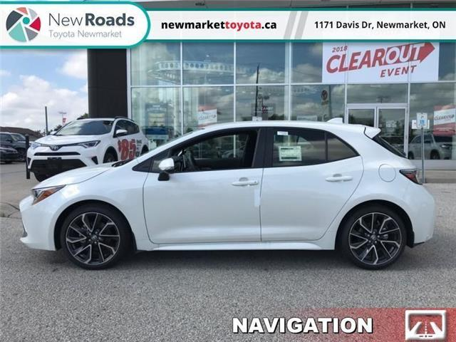 2019 Toyota Corolla Hatchback Base (Stk: 34383) in Newmarket - Image 2 of 18