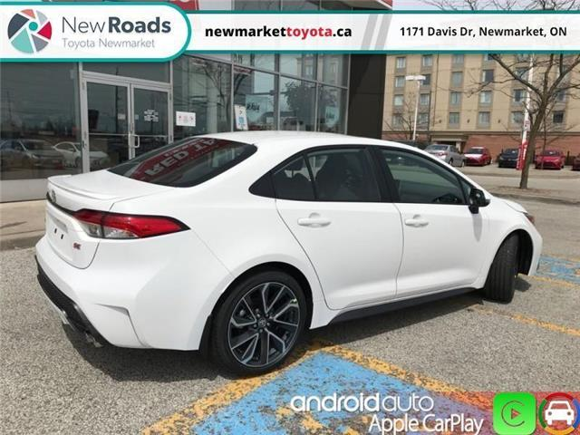 2020 Toyota Corolla SE (Stk: 34387) in Newmarket - Image 3 of 18