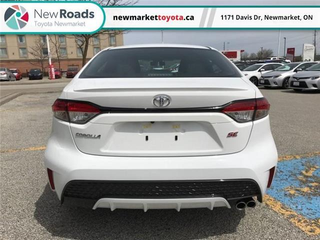 2020 Toyota Corolla SE (Stk: 34387) in Newmarket - Image 4 of 18