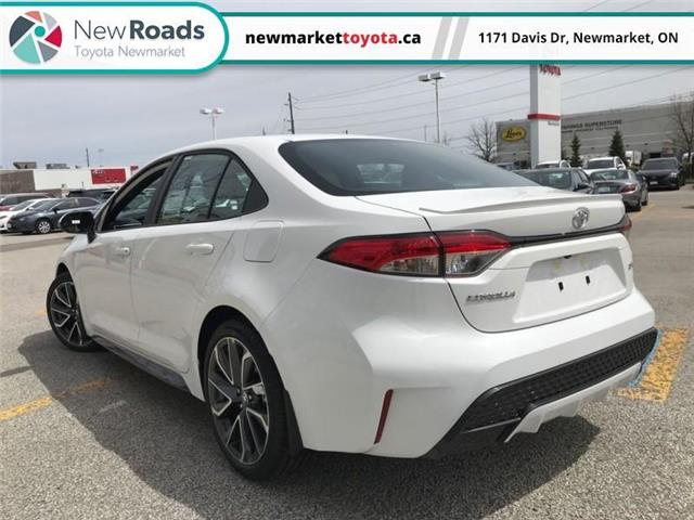 2020 Toyota Corolla SE (Stk: 34387) in Newmarket - Image 5 of 18