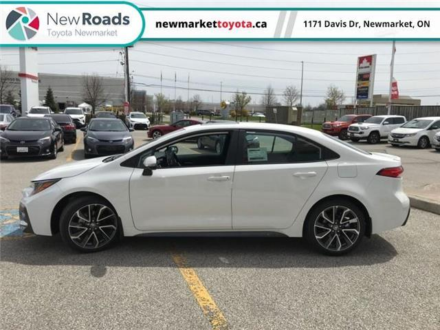2020 Toyota Corolla SE (Stk: 34387) in Newmarket - Image 6 of 18