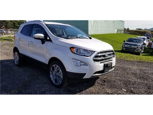 2018 Ford EcoSport Titanium (Stk: 18SP2533) in Unionville - Image 1 of 13
