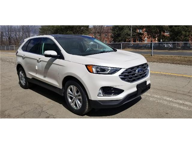 2019 Ford Edge SEL (Stk: 19ED1122) in Unionville - Image 1 of 17