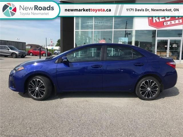 2016 Toyota Corolla  (Stk: 343431) in Newmarket - Image 2 of 24