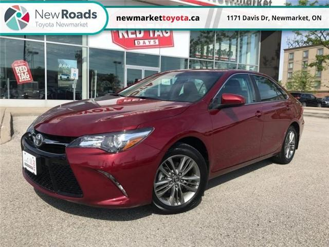 2016 Toyota Camry SE (Stk: 337301) in Newmarket - Image 1 of 21