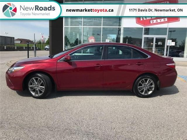 2016 Toyota Camry SE (Stk: 337301) in Newmarket - Image 2 of 21