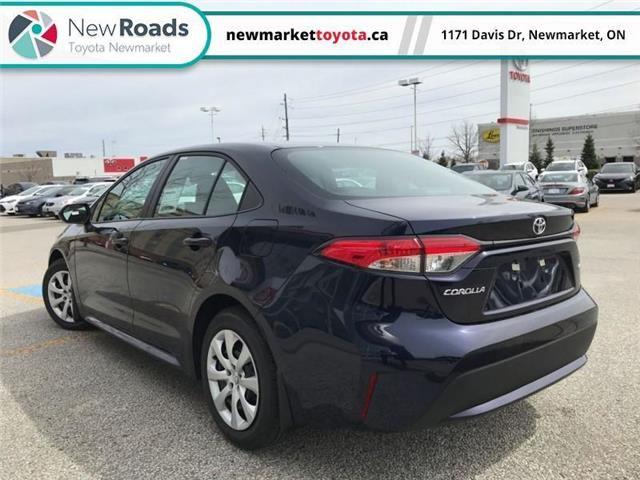 2020 Toyota Corolla LE (Stk: 34404) in Newmarket - Image 5 of 17