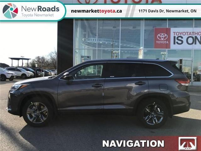 2019 Toyota Highlander Limited (Stk: 34420) in Newmarket - Image 2 of 20