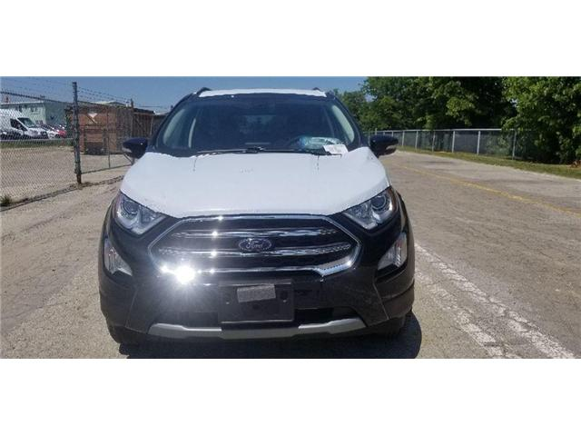 2018 Ford EcoSport SE (Stk: 18SP2217) in Unionville - Image 2 of 13