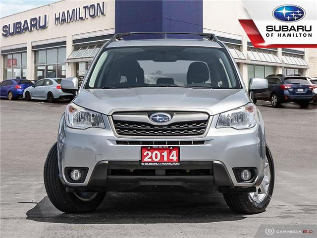 2014 Subaru Forester  (Stk: S7494B) in Hamilton - Image 2 of 27