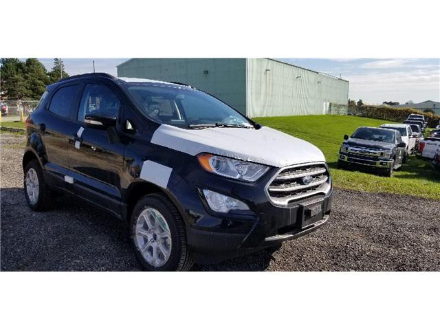 2018 Ford EcoSport SE (Stk: 18SP2529) in Unionville - Image 1 of 13