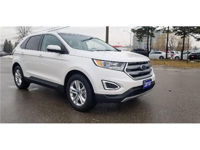 2018 Ford Edge SEL (Stk: P8487) in Unionville - Image 1 of 9