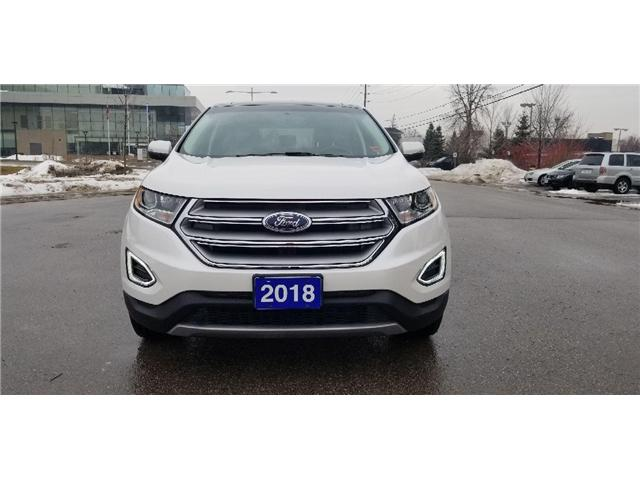 2018 Ford Edge SEL (Stk: P8487) in Unionville - Image 2 of 9