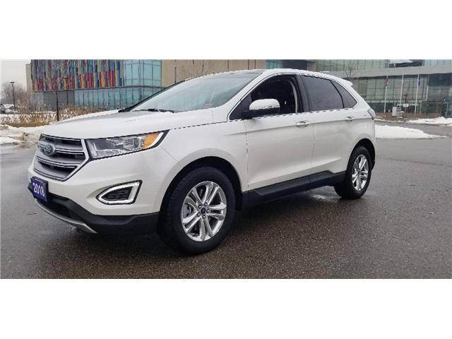 2018 Ford Edge SEL (Stk: P8487) in Unionville - Image 3 of 9