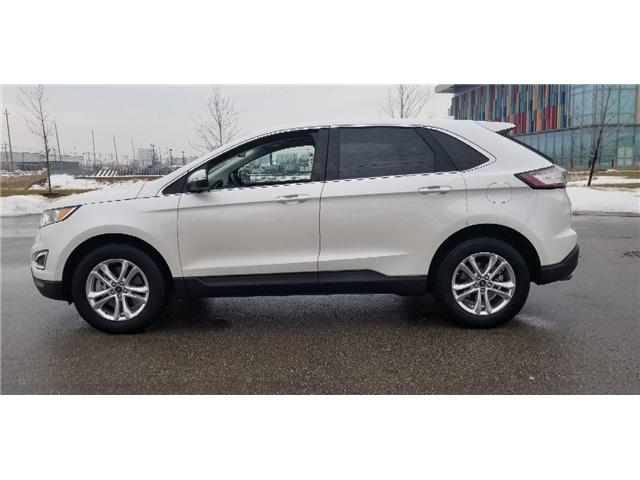 2018 Ford Edge SEL (Stk: P8487) in Unionville - Image 4 of 9