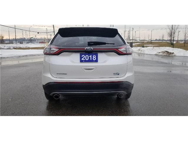 2018 Ford Edge SEL (Stk: P8487) in Unionville - Image 6 of 9
