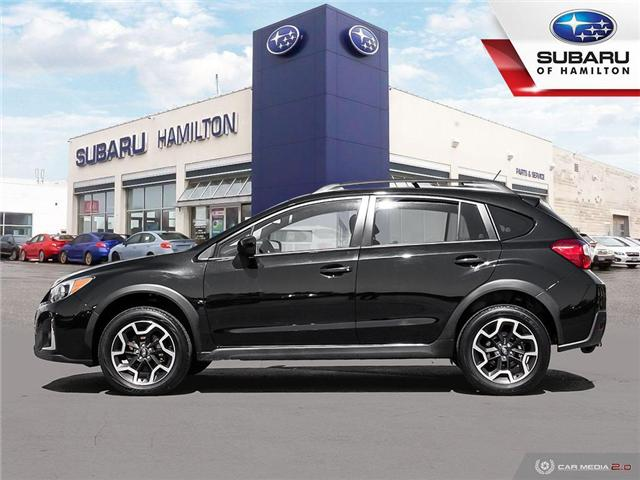 2016 Subaru Crosstrek Touring Package (Stk: U1450) in Hamilton - Image 3 of 27