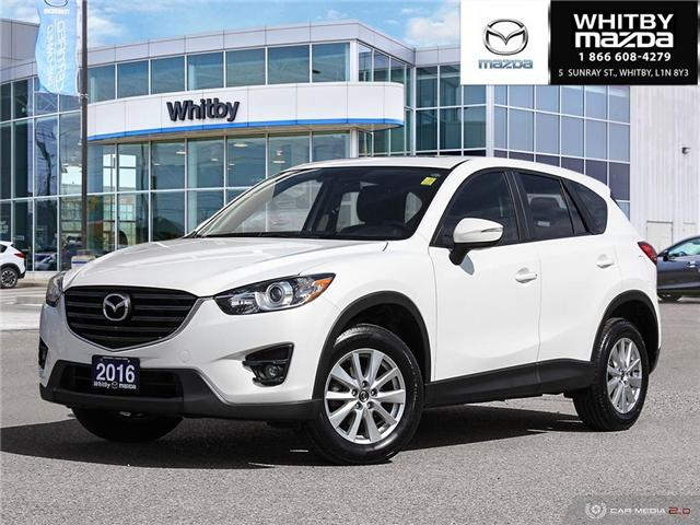 2016 Mazda CX-5 GS (Stk: P17450) in Whitby - Image 1 of 27
