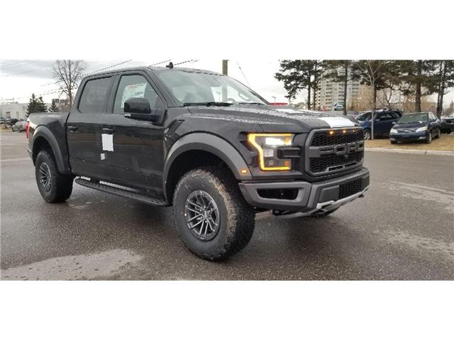 2019 Ford F-150 Raptor (Stk: 19FS1243) in Unionville - Image 1 of 17