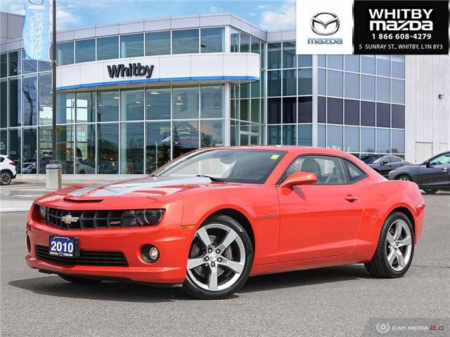 2010 Chevrolet Camaro SS (Stk: 190329A) in Whitby - Image 1 of 27