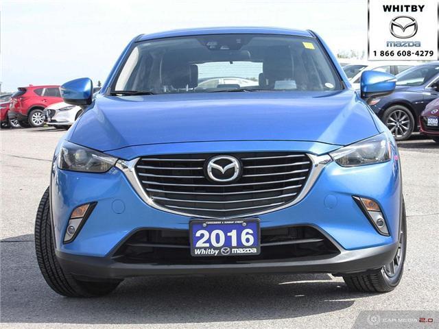2016 Mazda CX-3 GT (Stk: P17449) in Whitby - Image 2 of 27