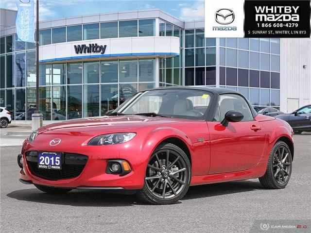 2015 Mazda MX-5 GT (Stk: 190351A) in Whitby - Image 1 of 27