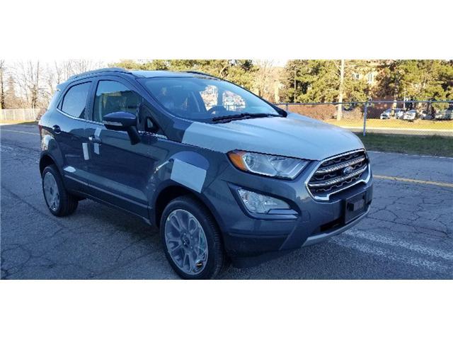 2018 Ford EcoSport Titanium (Stk: 18SP2531) in Unionville - Image 1 of 13