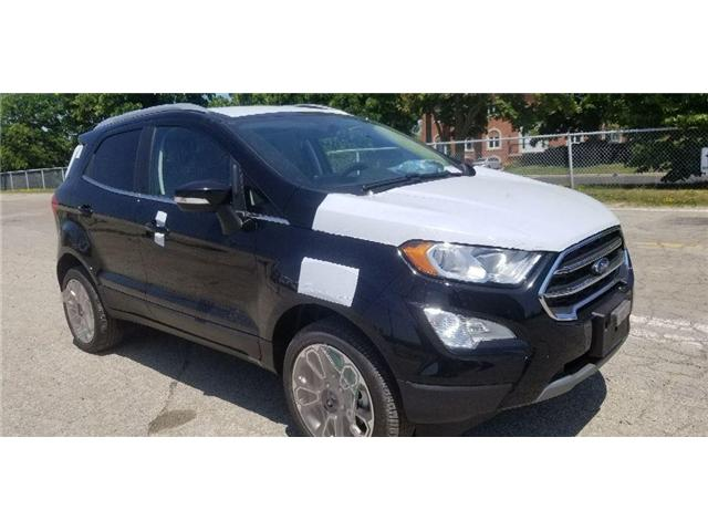 2018 Ford EcoSport SE (Stk: 18SP1999) in Unionville - Image 1 of 13