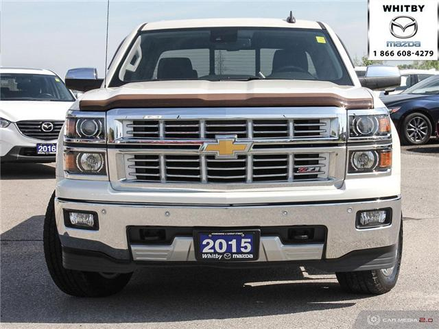 2015 Chevrolet Silverado 1500  (Stk: 190329B) in Whitby - Image 2 of 27