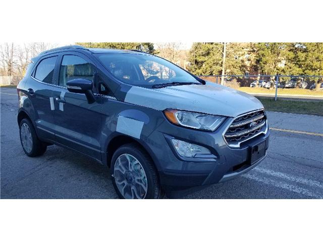 2018 Ford EcoSport Titanium (Stk: 18SP2579) in Unionville - Image 1 of 14