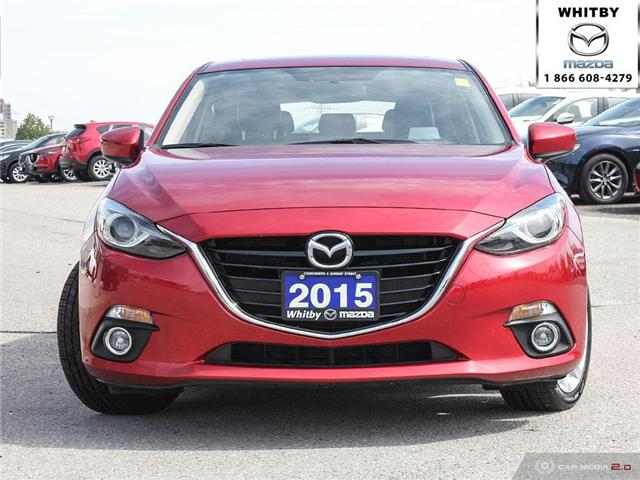 2015 Mazda Mazda3 Sport GT (Stk: P17445) in Whitby - Image 2 of 27
