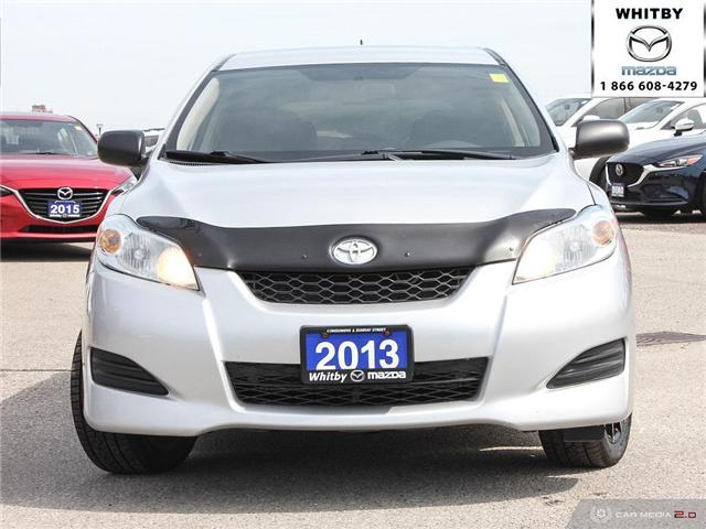 2013 Toyota Matrix Base (Stk: 190324A) in Whitby - Image 2 of 27