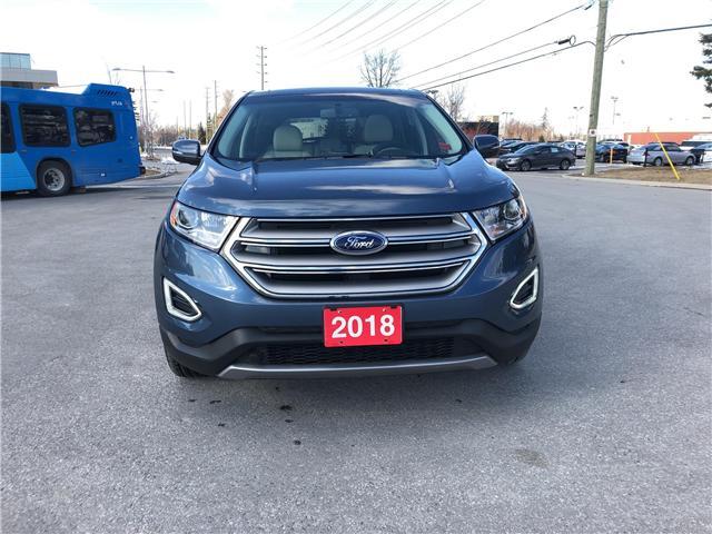 2018 Ford Edge Titanium (Stk: P8557) in Unionville - Image 2 of 18