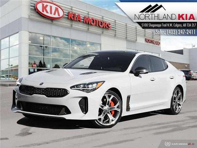 2019 Kia Stinger GT Limited (Stk: 9ST7287) in Calgary - Image 1 of 27