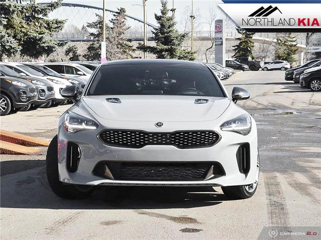 2019 Kia Stinger GT Limited (Stk: 9ST7287) in Calgary - Image 2 of 27