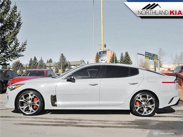2019 Kia Stinger GT Limited (Stk: 9ST7287) in Calgary - Image 3 of 27