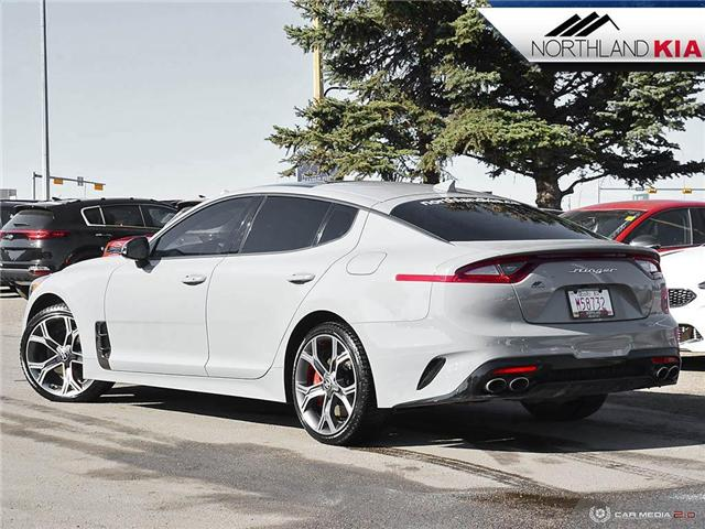 2019 Kia Stinger GT Limited (Stk: 9ST7287) in Calgary - Image 4 of 27