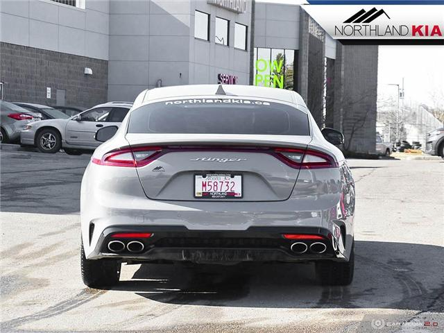 2019 Kia Stinger GT Limited (Stk: 9ST7287) in Calgary - Image 5 of 27