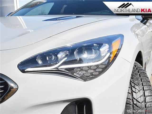 2019 Kia Stinger GT Limited (Stk: 9ST7287) in Calgary - Image 10 of 27