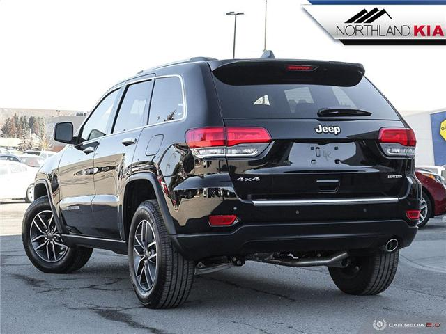 2019 Jeep Grand Cherokee Limited (Stk: P0252) in Calgary - Image 4 of 27