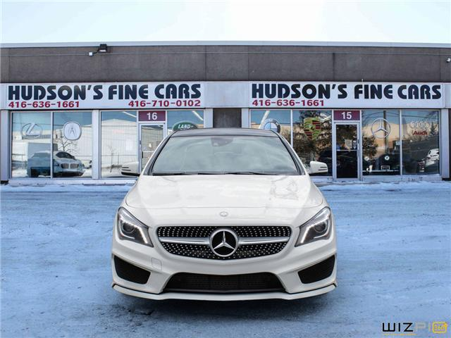 2014 Mercedes-Benz CLA-Class Base (Stk: ) in Toronto - Image 2 of 30